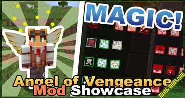 Angel of Vengeance Mod 1.15.2/1.14.4/1.12.2