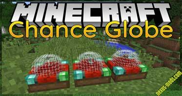 Chance Globe Mod 1.16.5/1.15.2/1.12.2