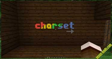 Charset (1.10.x) Mod 1.10.2