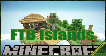 FTB Islands Mod 1.7.10