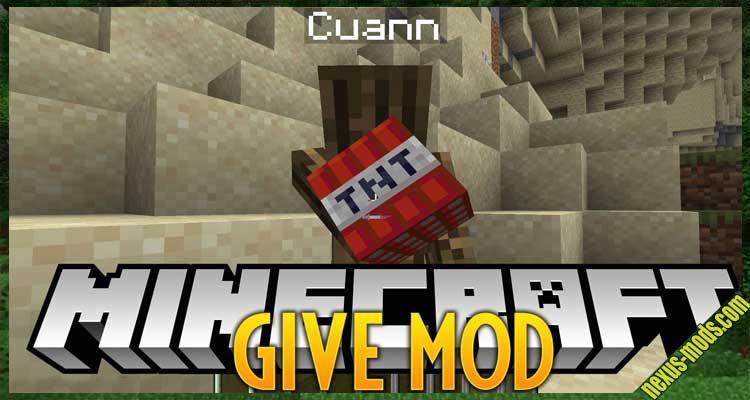 Give Mod