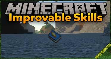 Improvable Skills 3 Mod 1.13.2/1.12.2