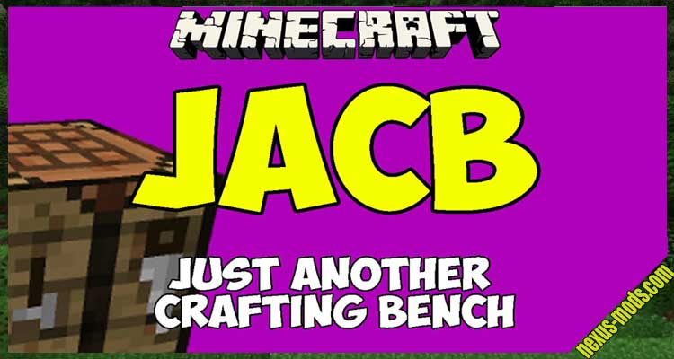 Just Another Crafting Bench