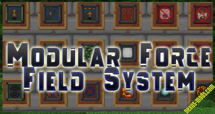 Modular Force Field Systems