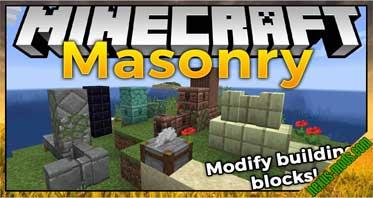 Masonry Mod 1.16.5/1.15.2/1.14.4