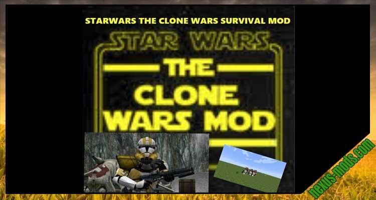 Star Wars A Clone Wars Survival