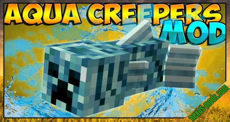 Aqua Creepers!