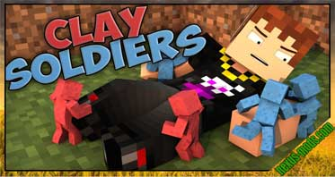 Clay Soldiers Mod 1.12.2/1.7.10