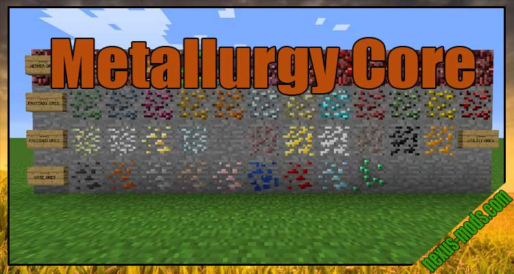 Metallurgy Core