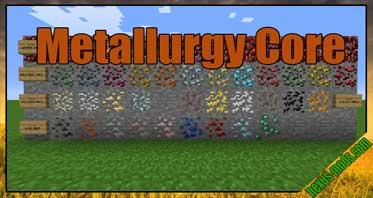 Metallurgy Core Mod 1.7.10