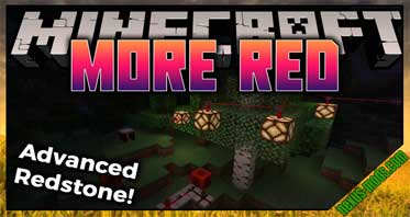 More Red Mod 1.16.5/1.15.2