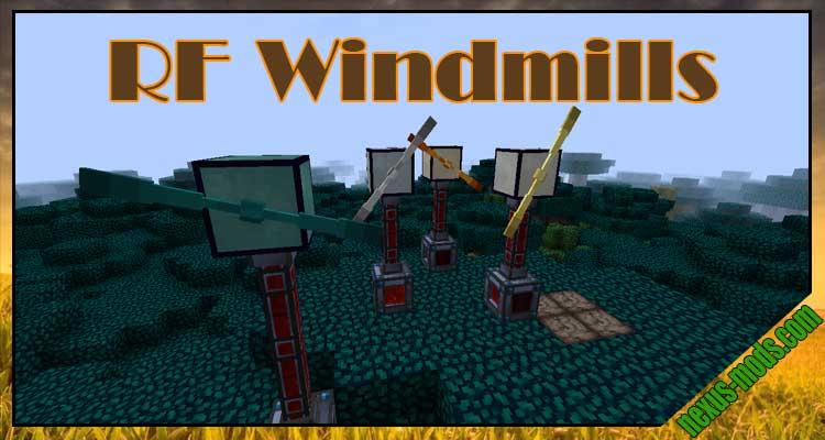 RF Windmills