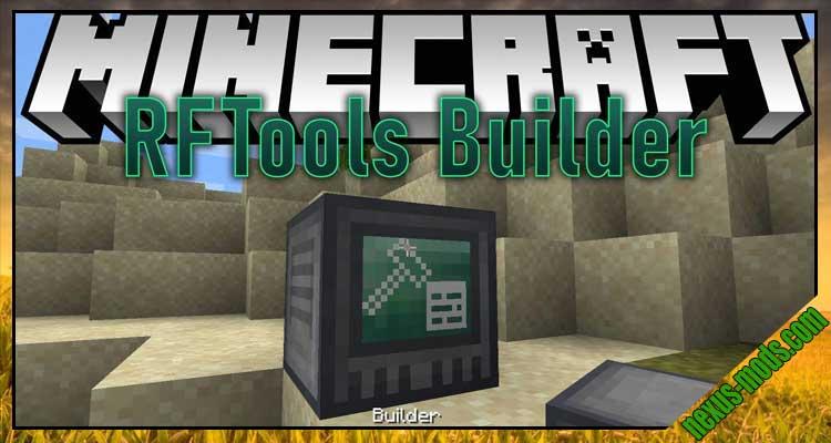 RFTools Builder