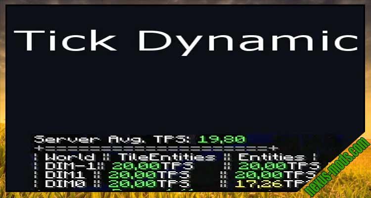 Tick Dynamic
