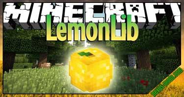 LemonLib Mod 1.14.4/1.13.2/1.12.2
