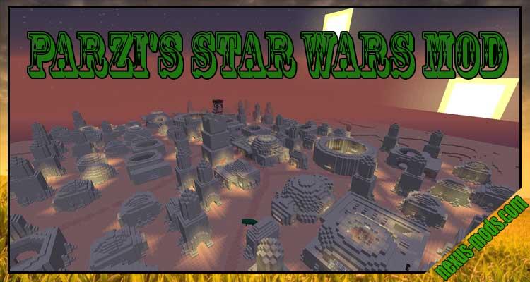 Parzi's Star Wars Mod