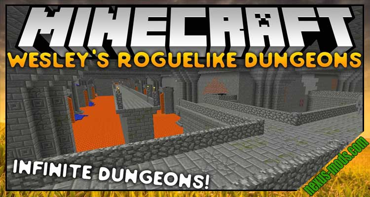 Wesley's Roguelike Dungeons