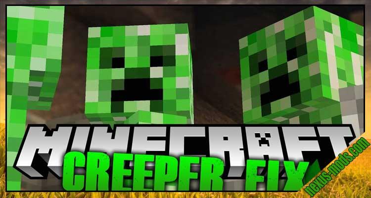 CreeperFix