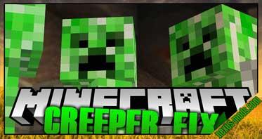 CreeperFix Mod 1.16.3/1.15.2/1.12.2