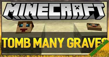 Tomb Many Graves Mod 1.10.2/1.9.4