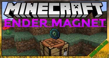 Ender Magnet Mod 1.15.2/1.14.4