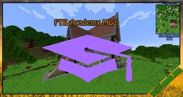 FTB Academy Mod 1.12.2