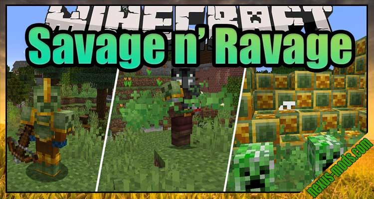 Savage & Ravage