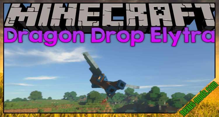 Dragon Drops Elytra