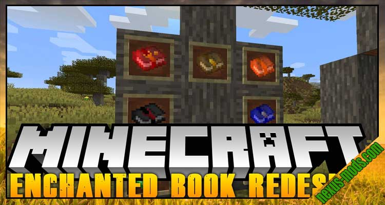 Enchanted Book Redesign