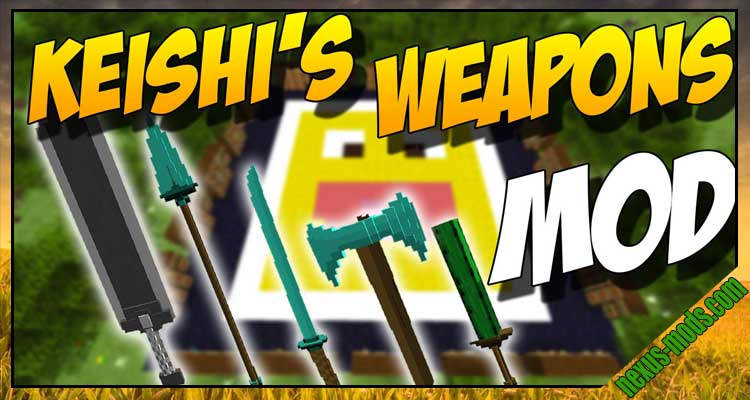 Kaishi's Weapons REBORN