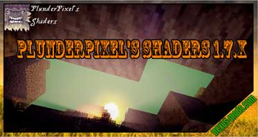 PlunderPixel's Shaders Mod 1.7.4